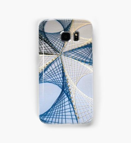 Overlapping Calculus Curves Samsung Galaxy Case/Skin