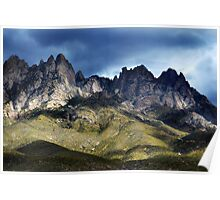Organ Mountains of New Mexico Poster