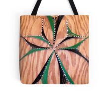 Calculus Curves and Peaks Tote Bag