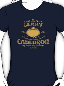 The Leaky Cauldron Bar & Inn T-Shirt
