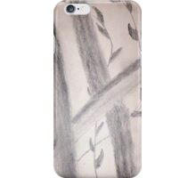 Sumi-E Section iPhone Case/Skin