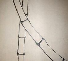 Minimalist Sumi-E by wearetough