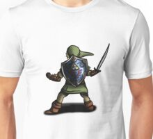 Link vs the World Unisex T-Shirt