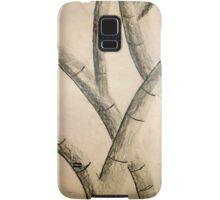 Sumi-E Close Up Samsung Galaxy Case/Skin