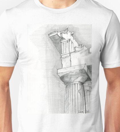 Doric column Unisex T-Shirt