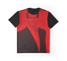 Pierce Brosnan - Celebrity Graphic T-Shirt