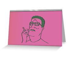 Hanky Spanky  Greeting Card