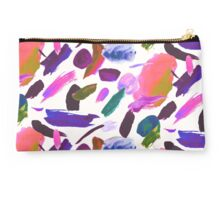 Colorful painting Studio Pouch