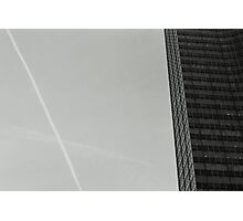 ARTIFICIAL LINES Photographic Print