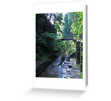 Ithaca is Gorges Greeting Card