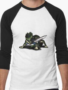 Great Wolf Link Men's Baseball ¾ T-Shirt