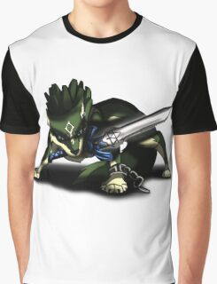 Great Wolf Link Graphic T-Shirt
