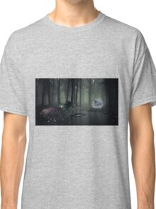 Mysterious Reflection  Classic T-Shirt