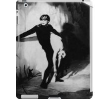 Scene from The Cabinet of Dr Caligari iPad Case/Skin