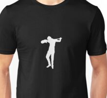 Gitarrenspieler Unisex T-Shirt