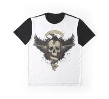 Lightning Death Graphic T-Shirt