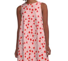 lollipop love A-Line Dress