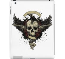 Lightning Death iPad Case/Skin