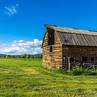 Barn on a Farm by MichaelJP