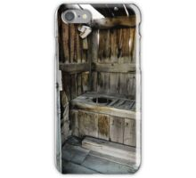Two Holer iPhone Case/Skin