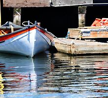 Ready to row... by Poete100