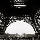 Eiffel Tower 5 by dimpdhab