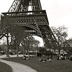 Eiffel Tower 6 by dimpdhab