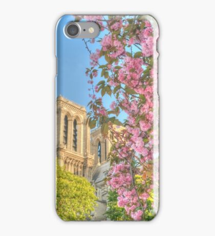 Blossoms at the Dame iPhone Case/Skin