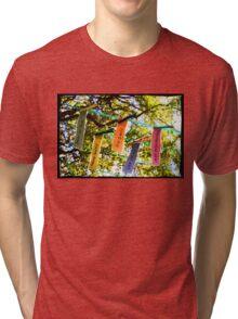 Break the Rules Tri-blend T-Shirt