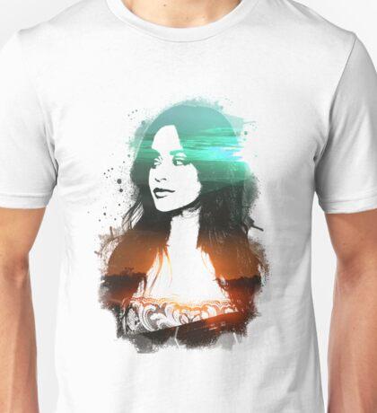 Camila Cabello - Double exposure Unisex T-Shirt
