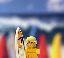 Summer Surfer by themindfulart