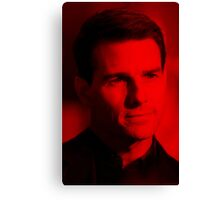 Tom Cruise - Celebrity Canvas Print