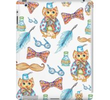 Professor Owl iPad Case/Skin