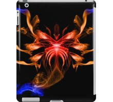 Smoke abstraction. iPad Case/Skin