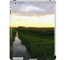 Riverside at St-Amable iPad Case/Skin