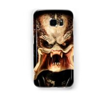 Predator face Samsung Galaxy Case/Skin