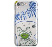 Abstract Constellation Dog iPhone Case/Skin