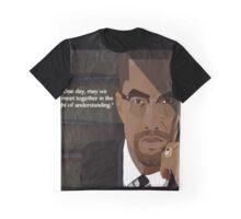 Malcom X Graphic T-Shirt
