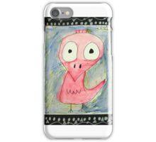 Unsure Bird iPhone Case/Skin