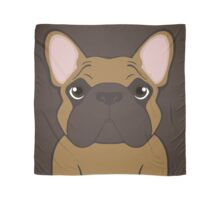 Frenchie - Fawn  Scarf