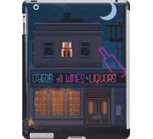 Love, liquor and deception iPad Case/Skin