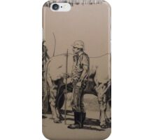 costa rican food collectors  iPhone Case/Skin