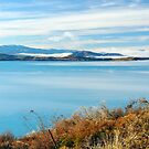 Lake Pukaki by Harry Oldmeadow