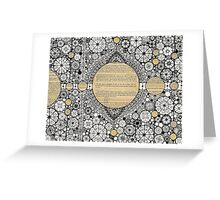 ardent adoration Greeting Card