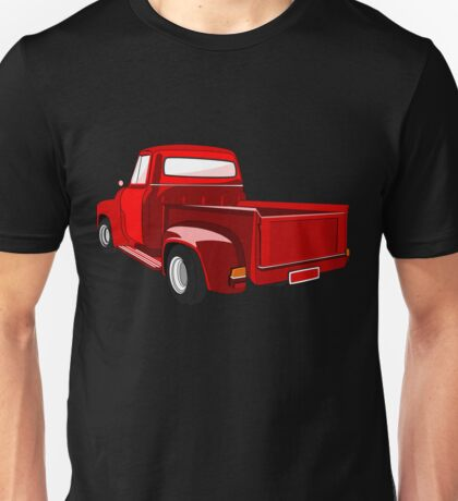 FORD F-100 PICK-UP TRUCK Unisex T-Shirt