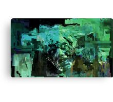 the fly.png Canvas Print