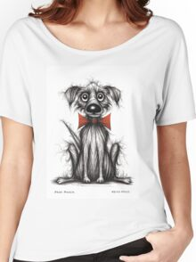 Posh pooch Women's Relaxed Fit T-Shirt