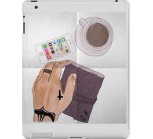 Harry Styles Hand iPad Case/Skin