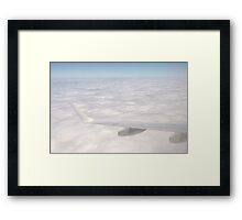 Up, up and away... Framed Print