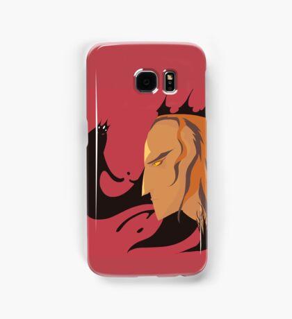 Fancy Paint Sauron Samsung Galaxy Case/Skin